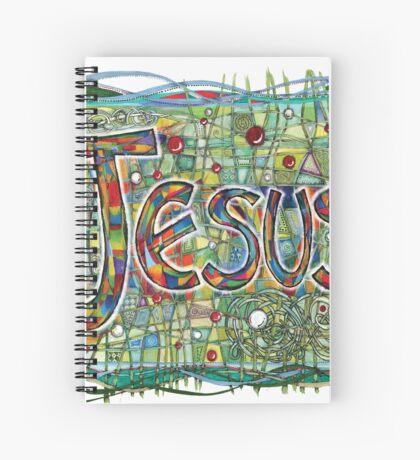 Jesus Spiral Notebook