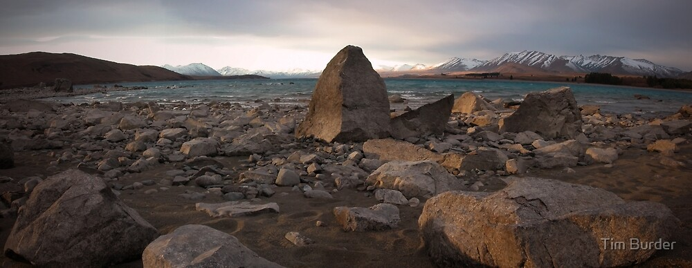 Lake Tekapo NZ by Tim Burder