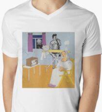PARODY Men's V-Neck T-Shirt