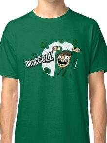 EDDSWORLD BLOCCOLI Classic T-Shirt