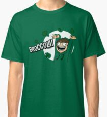 EDDSWORLD BROCCOLI Classic T-Shirt