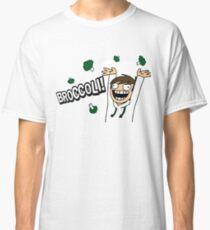 EDDSWORLD BROCCOLI Classic T-Shirt