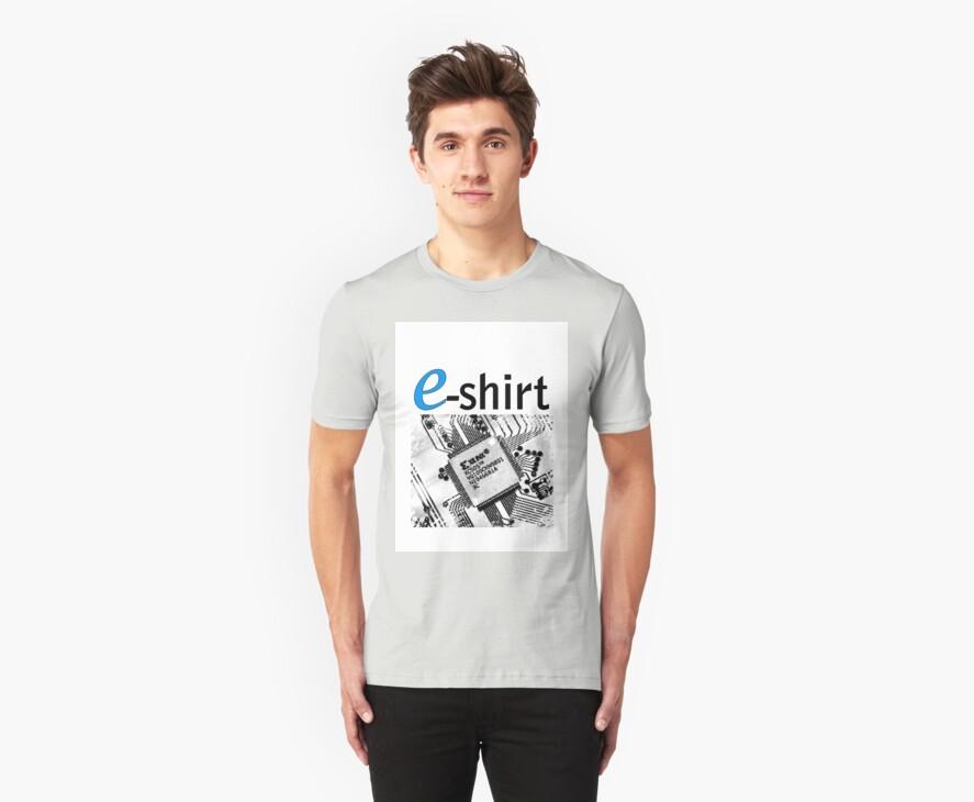 e-Shirt by arosha