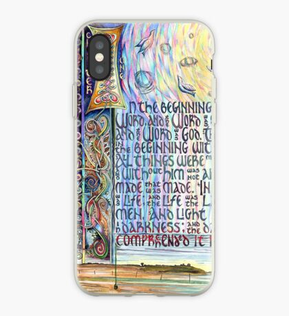 John 1 iPhone Case