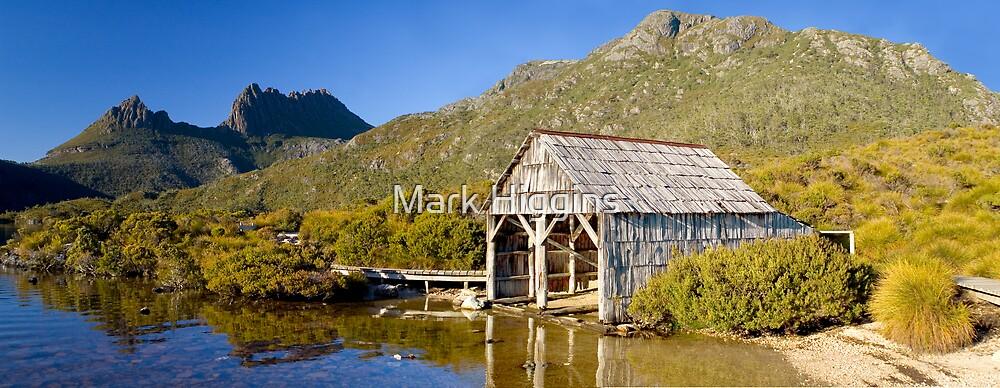 Cradle Mountain and Dove Lake, Tasmania by Mark Higgins