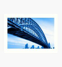 Sydney Harbour Bridge Art Print