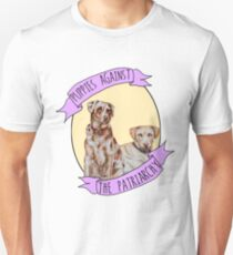Puppies Against Patriarchy  T-Shirt