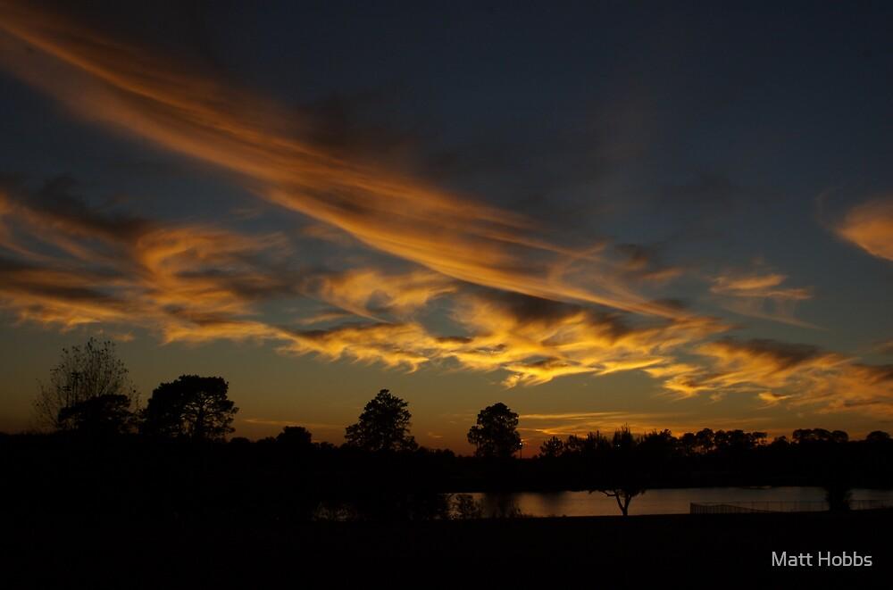 Sunset by Matt Hobbs