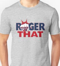 Tom Brady Roger That T-Shirt