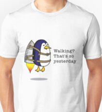Ping - The Rocket Pinguin Unisex T-Shirt