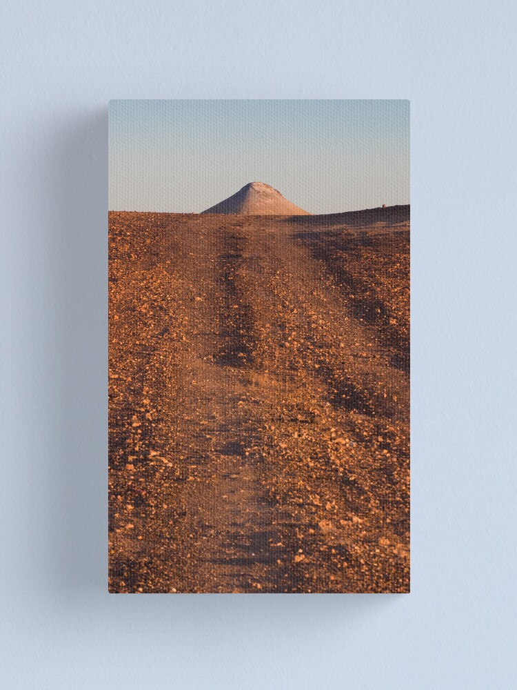 Alternate view of Road to .... somewhere? Canvas Print