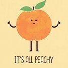 All Peachy by Teo Zirinis