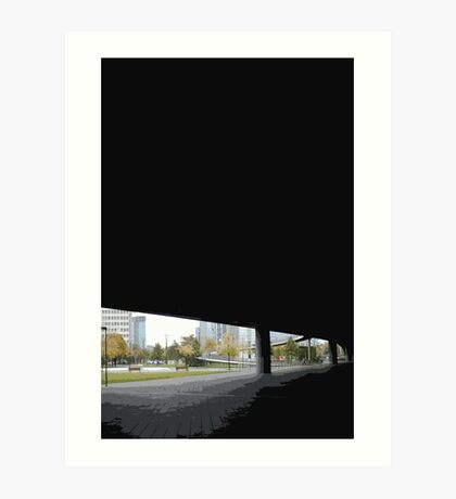 underbridge Art Print