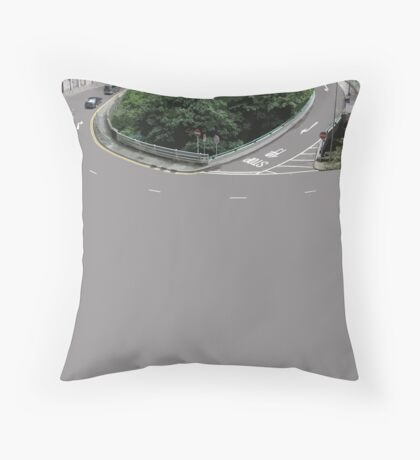 loop Throw Pillow