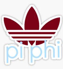 pi pi adidas Sticker