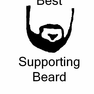 Best Supporting Beard by Brownpapertiger