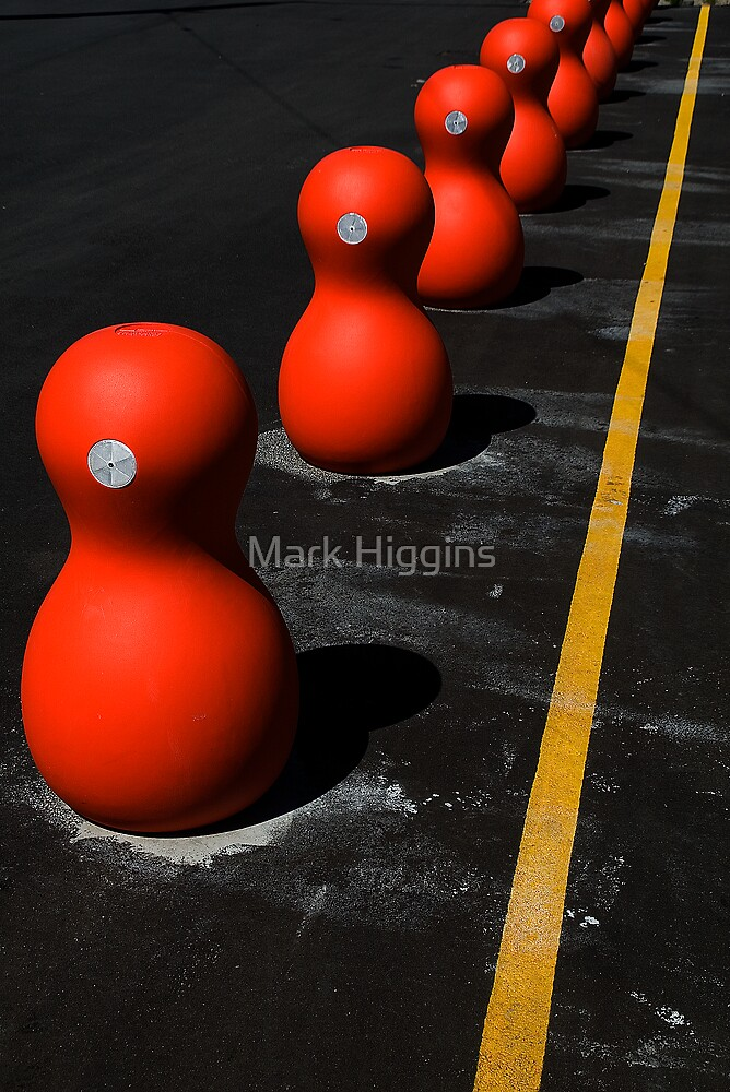 Docklands Furniture by Mark Higgins