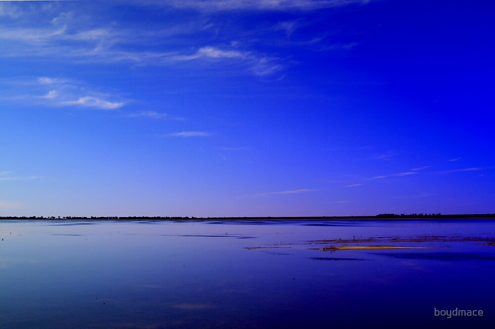 Simply Blue Lake Bael Bael Victoria by boydmace
