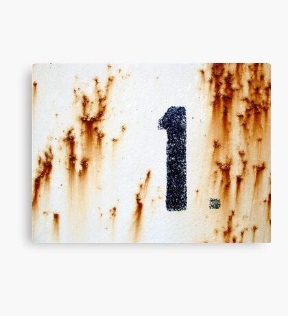 1. Canvas Print