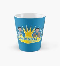 Troy and Abed in the Morning Tall Mug
