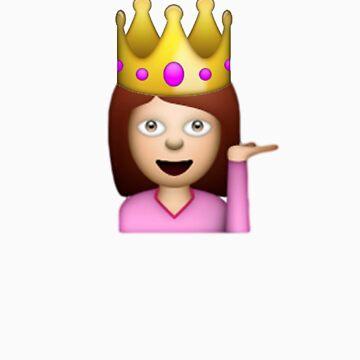 Princess Hair Toss emojis  by ChloeHebert