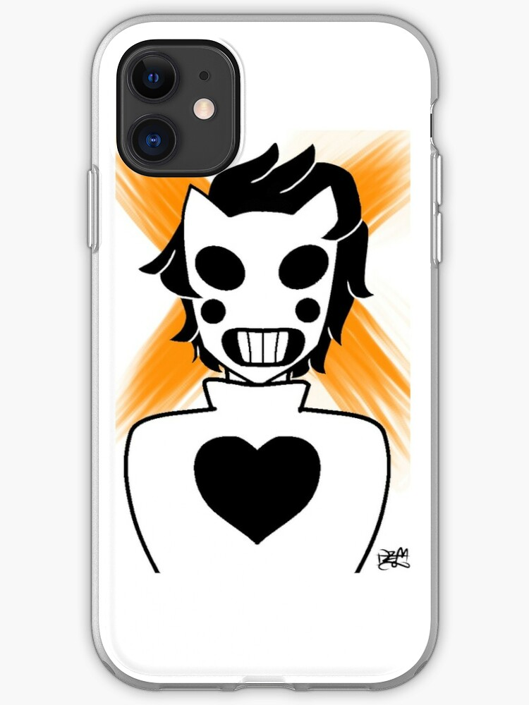 Zacharie OFF iphone case