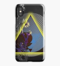 Abstract,gothic,dark,art,modern,trendy,contemporary art iPhone Case/Skin