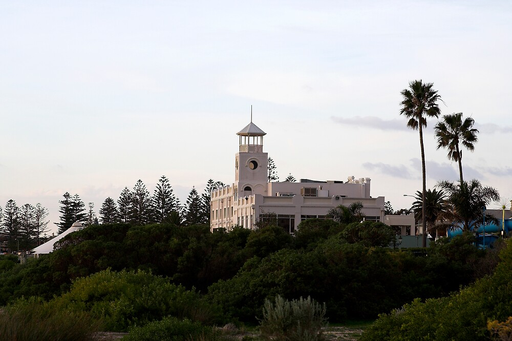 The Semaphore Palais by Peter Ede