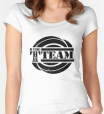 Timeless - The Time Team Women's Fitted Scoop T-Shirt