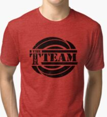Timeless - The Time Team Tri-blend T-Shirt