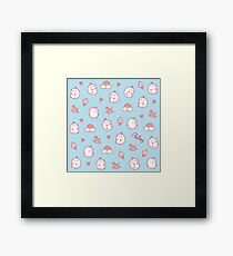 Kawaii Sanrio Framed Print