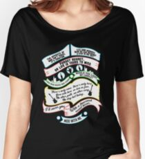 Rent Quotes Women's Relaxed Fit T-Shirt