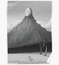 The Egg on the Mountain  Poster