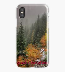 Have a Blessed Christmas iPhone Case