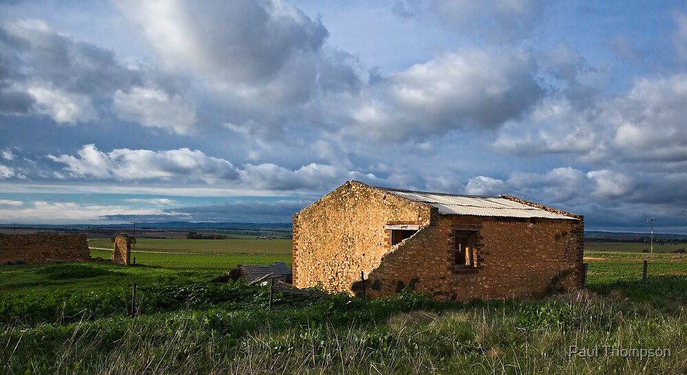 Morn Hill Homestead by Paul Thompson
