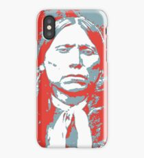 Quanah Parker iPhone Case/Skin