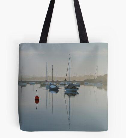 Swan Bay Harbour, Queenscliff Tote Bag