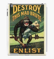 Enlist WWII iPad Case/Skin