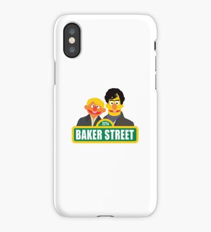 221B Baker Street - Sherlock iPhone Case