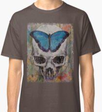 Butterfly Skull Classic T-Shirt