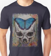 Butterfly Skull T-Shirt