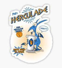 Herculade Sticker