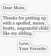 Mothers Day Ideas Sticker