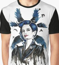 Ink peregrine Graphic T-Shirt