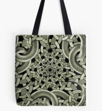 MC Escher´s Snakes Tote Bag