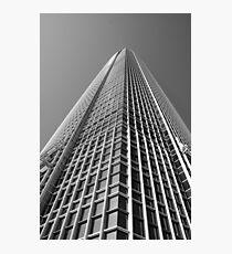 Looking Up v1 - IFC2, Hong Kong Photographic Print