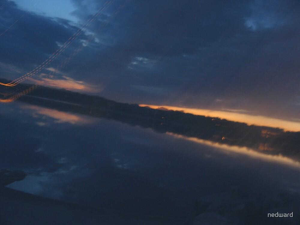 nightly reflection by nedward