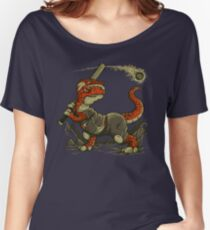 Fight The Asteroid Women's Relaxed Fit T-Shirt