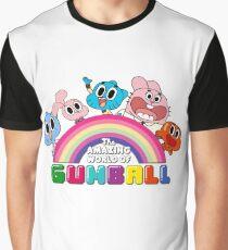 Gumball's World Graphic T-Shirt