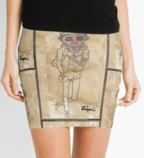 mylyfestyle Mini Skirt